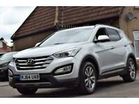 2014 Hyundai Santa FE 2.2 CRDi Premium 4WD 5dr (7 seat) SUV Diesel Automatic