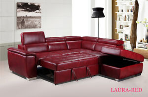 SECTIONAL SOFA BED ON CLEARANCE SALE