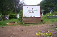 Gaston Road Community Garden Wants You!