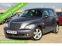 CHRYSLER PT CRUISER 2.1 CRD LIMITED 150 BHP JUST SERVICED + IMMACULATE CONDITION