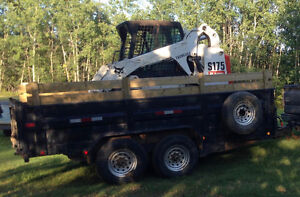 2006 Bobcat S175 with Heated Cab, Skid Steer Package price $25K
