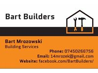 --Building Services-- Refurbishments, Bathrooms&Kitchens, flooring, painting&decorating, conversions