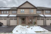 THIS TWO STORY CONDO IS NESTLED WITHIN INGERSOLL