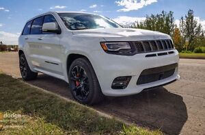 2017 GRAND CHEROKEE SRT8 6.4L  DRIVE ONLY THE BEST !! 17R3816