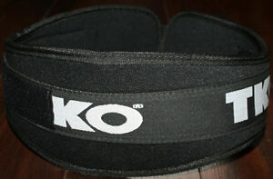 TKO Weight Ligting Support Belt Size XS