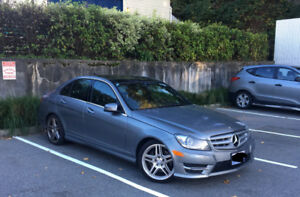 Mercedes-Benz C350 4matic Great Condition!