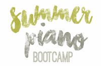 SUMMER PIANO BOOTCAMP: Prep for RCM Exams or Learn Piano!