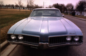 Mint condition 1969 Oldsmobile Cutlass  2Dr.