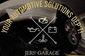 JERS' GARAGE 8026 Hwy.#7 South of Fowlers Corners 705-740-3179