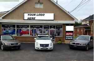 4 AUTO BAYS FOR RENT. BIG BIG SHOP! + OFFICE SPACE! GREAT SPOT