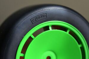 RC tires for 1/10 scale electric or gas models