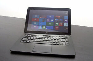 HP 13.3-inch High-definition LED-backlit touch screen with IPS