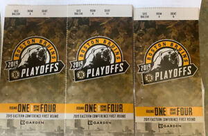 Toronto Maple Leafs at Boston Bruins, Game 7 tickets
