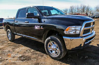 2015 DODGE RAM 3500 ST SINGLE WHEEL ......MANUAL TRANSMISSION !!