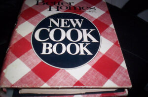 New Cook Book Better Homes(1953 & 1981)
