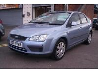 Ford Focus 1.6 LX 5 door low mileage Ford+ 1 lady owner with a full S/Hist