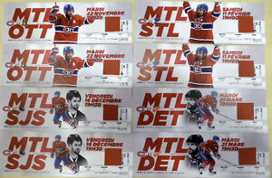 Billets Canadiens - Habs Tickets.