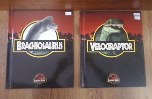 Livre Jurassic Park