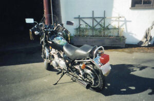 1983 Kawasaki KZ 440 LTD - Excellent Shape