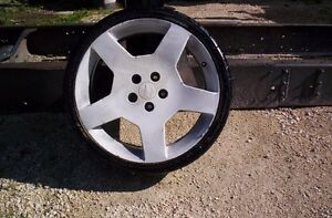 USED RIMS/TIRES