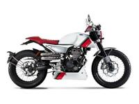 2018 (68) BRAND NEW MONDIAL HPS 125CC LEARNER LEGAL - 500 OFF LIST PRICE