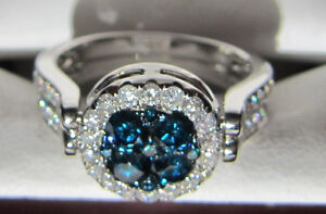 2 in 1 * DIAMOND RING !!! 1.76 CT.DIAMOND * Brand New 14 CT.GOLD Kingston Kingston Area image 4
