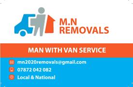 MAN WITH VAN SERVICES