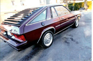 1980 Plymouth Horizon TC3 Fastback Reduced