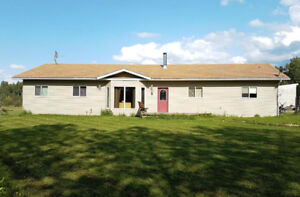 30 Acres - 10 Mins South of Meadow Lake $349,000