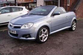 Vauxhall/Opel Tigra 1.4i ( a/c ) Exclusiv , Low Miles Full Service History