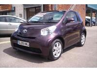 Toyota iQ 1.0 VVT-i ZERO ROAD TAX only 20,000 miles 2 Lady owners 60+mpg