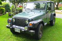 1999 Jeep TJ Wrangler Sport Convertible