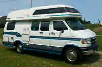 Great West Camper Van Classic Series