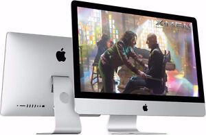 Mint condition iMacs for sale