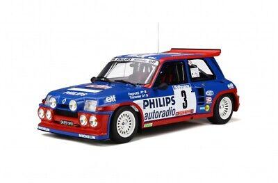 Renault Maxi 5 Turbo #3 Ragnotti Tour de Corse 1985 1/12 - G050 OTTO OTTOMOBILE