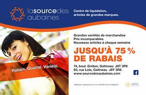La Source des Aubaines Gatineau Ottawa / Gatineau Area image 1