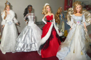 BARBIE NOEL DE COLLECTION
