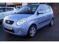 Kia Picanto 1.1 Graphite 5 door £30 road tax cambelt changed