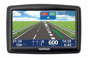 New GPS TomTom XXL,grand ecran 5'',Canada&USA mise a jour 2017