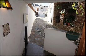 Spacious bright house with stunning views in picturesque Spanish Alpujarra mountain village