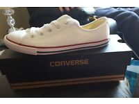 Converse trainers size 5.5