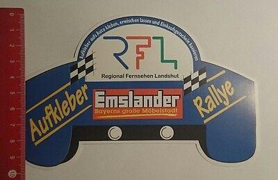 egional Fernsehen Landshut Aufkleber Rallye (270117129) (Hut-aufkleber)