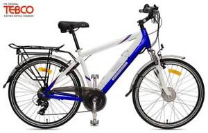 Tebco Explorer Intelligent eBike (Blue)(Red) 2019 rrp$2099 Concord West Canada Bay Area Preview