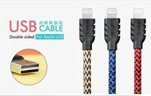 Quick Charging 1m Data Cable & USB Cable Design for Iphone 5/6/6s Calamvale Brisbane South West Preview