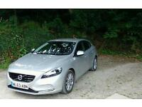Volvo V40 D2 Lux packed with extras and warranty