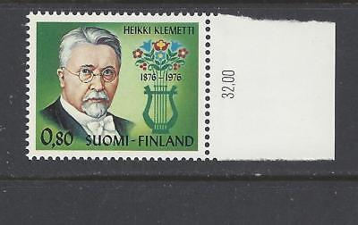FINLAND - 584 - 586 - MNH -  1976 ISSUES