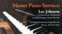 Master Piano Services - Piano Tuning and Repair