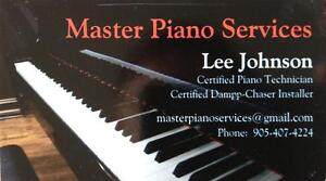 Piano Tuning and Repair - Master Piano Services