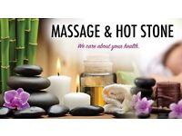 Chinese full body massage