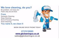 Grime Busters Cleaning Company LIMITED TIME 9ph